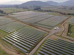 Parque Solar Chile