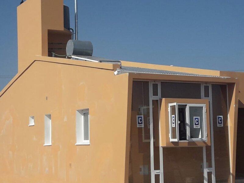 Colector solar, prototipo Jujuy