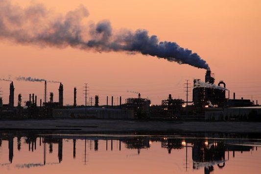 Emisiones GEI, Cambio climático