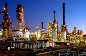 Industria petrolera
